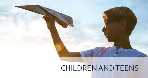 child teen counseling