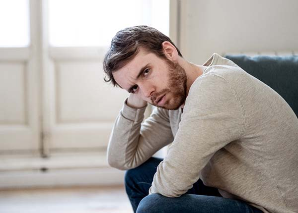 male depression and anxiety